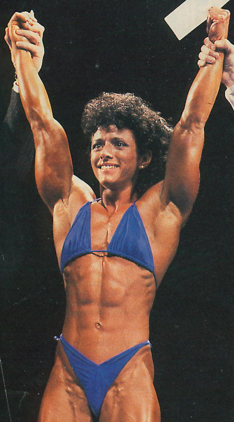 Manfred Hoeberl http://www.ironmagazineforums.com/bodybuilding-gossip/111609-where-they-now-manfred-hoeberl.html